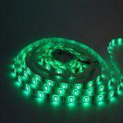 фото GEEN LED-лента LSL-608 тип 3528 зеленый IP44 (601008)