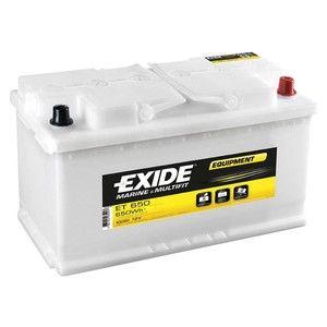 фото Exide Аккумулятор Equipment ET 650