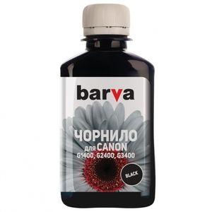 фото Barva Серия G Canon Pixma G1400/G2400/G3400 (GI-490) Black 180г (пигмент) (G490-503) I-BAR-CG490-180-B-P