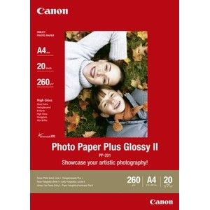 фото Canon PP-201 Photo Paper Plus Glossy II A4