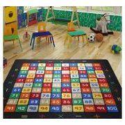 фото Confetti Коврик для детской комнаты MATHEMATICS 3000 200х200