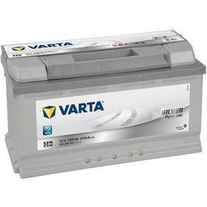 фото Varta 6СТ-100 SILVER dynamic (H3)