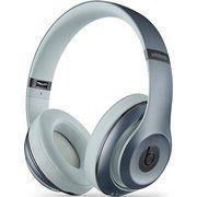 фото Beats by Dr. Dre Studio 2 Over-Ear Headphones Metallic Sky (MHC32ZM/A)