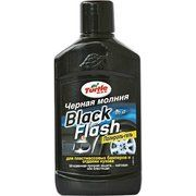 фото Turtle Wax Полироль-гель Black In Flash 300мл
