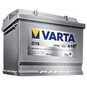 фото Varta 6СТ-110 SILVER dynamic (I1)