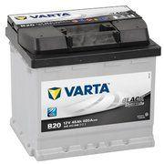 фото Varta 6СТ-45 BLACK dynamic (B20)
