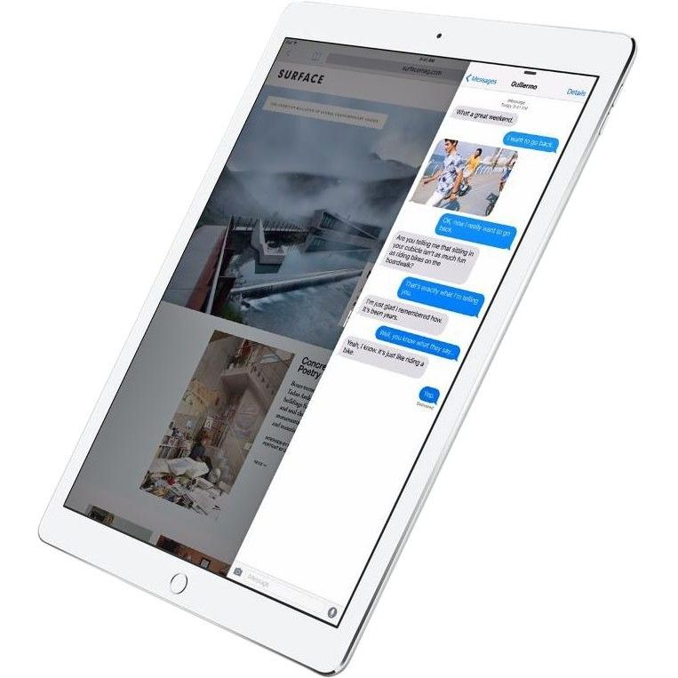 Apple iPad Pro Wi-Fi 32GB (Silver)