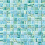 фото Панель ПВХ 3000x250x8 мм Мозаика бирюзовая RL 3093 Назначение Внутренние работы