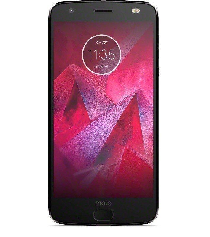 Motorola XT1789-06 Moto Z2 Force Dual Sim Super Black (PA900007UA)
