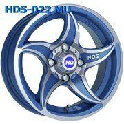 фото HDS Wheels 022 (R13 W5.5 PCD4x98 ET12 DIA58.6)