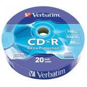 фото Verbatim CD-R Extra Protection DataLife (43784)
