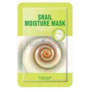 фото Shangpree Увлажняющая маска с экстрактом улитки Snail Moisture Mask 10х20 ml