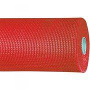 фото БРИГАДИР Сетка штукатурная Professional 5мм, 1х50м, 160 г/м, красная (65753000)