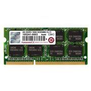 фото Transcend 4 GB SO-DIMM DDR3 1333 MHz (TS512MSK64V3H)