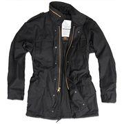 фото Польова куртка Slim Fit M-65 Field Coat Alpha Industries (чорна)