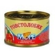 фото Море Толстолобик обжаренный в томатном соусе 230г (620432)