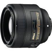 фото Nikon AF-S Nikkor 85mm f/1.8G