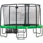 фото EXIT JumpArenA 366 cm с защитной сеткой, лестницей