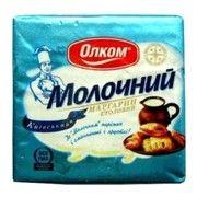 фото Олком Маргарин молочный 200г