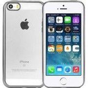 фото Utty Electroplating TPU iPhone 5/5S/SE Grey