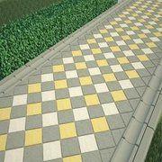 фото Водосток тротуарный 600x200x40 мм серый Тип водосток, размер 600x200x40 мм