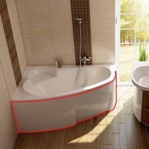фото Ravak Панель для ванны ASYMMETRIC 150 L (CZ44100000)