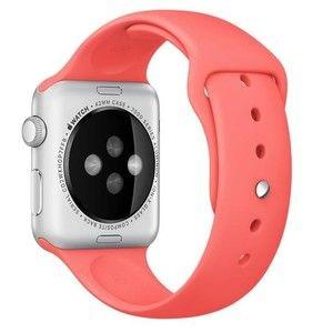 фото Apple Pink Sport Band для Watch 42mm MJ4T2