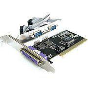 фото Ewel PCI Card COM + LPT