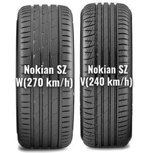 фото Nokian Nordman SZ (235/45R17 97W) XL
