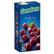 фото Sandora Нектар вишневый 2л