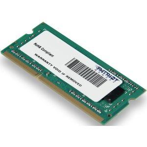 фото PATRIOT 4 GB SO-DIMM DDR3 1600 MHz (PSD34G160081S)