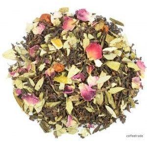 фото Teahouse Чай зелёный листовой TH Тайны Гейши п/э 250г