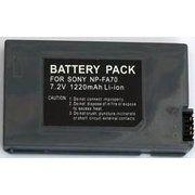 фото ExtraDigital Аккумулятор для Sony NP-FA70, Li-ion, 1250 mAh - DV00DV1065