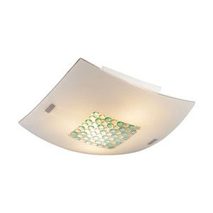 фото Altalusse Потолочный светильник INL-9318C-03 Green&Yellow (8599879904820)