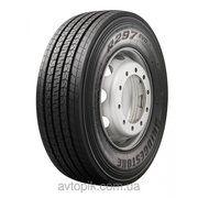 фото Bridgestone R297 (рулевая) (315/80 R22,5 154/150M)