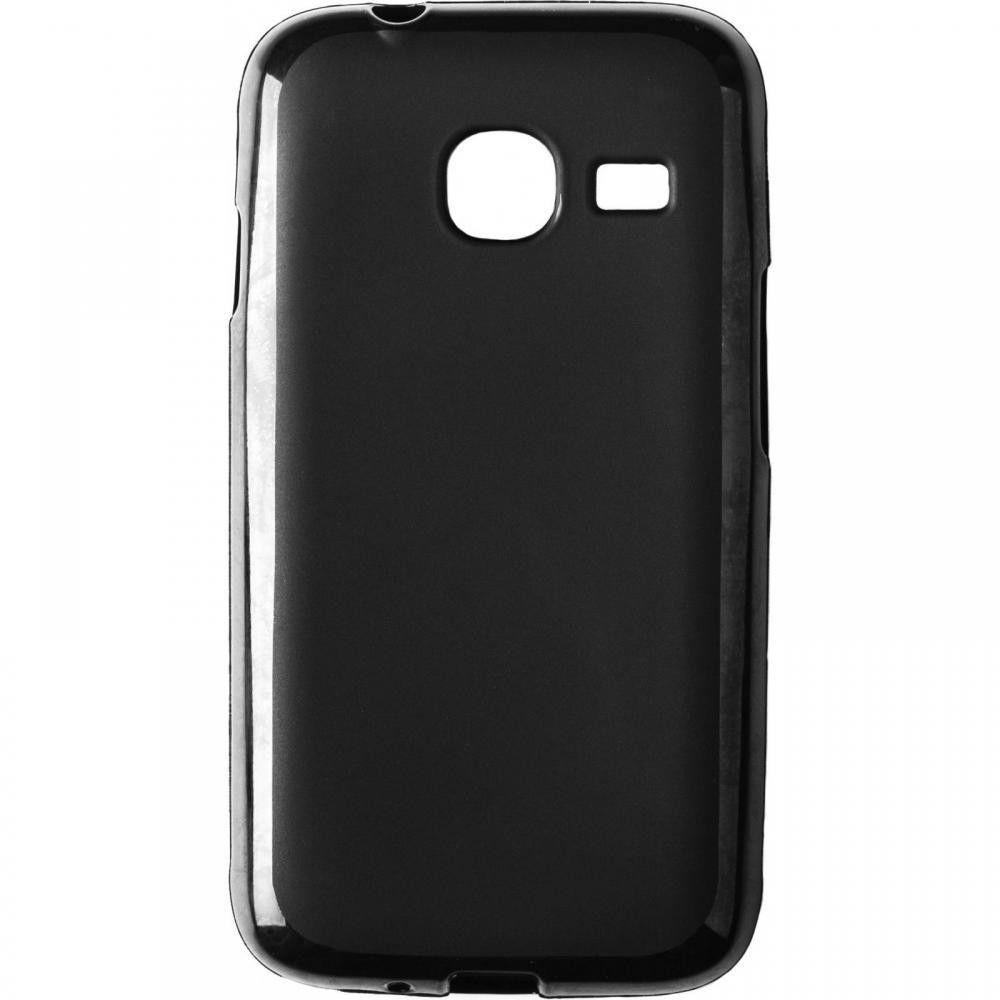 Drobak Elastic PU для Samsung Galaxy J1 mini J105H Duos Black (212904)