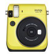 фото Fujifilm Instax Mini 70 Yellow EX D