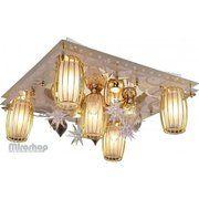 фото Altalusse Потолочный светильник LV217-09 White & Gold (8599869001287)