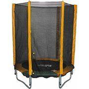 фото KIDIGO (Мастерская Волшебного Мира) Батут 140 см с защитной сеткой