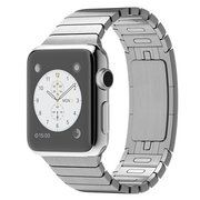 фото Apple 38mm Stainless Steel Case with Link Bracelet (MJ3E2)