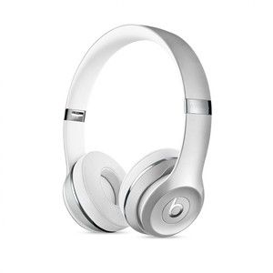 фото Beats by Dr. Dre Solo3 Wireless Silver (MNEQ2)