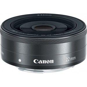 фото Canon EF-M 22mm f/2 STM
