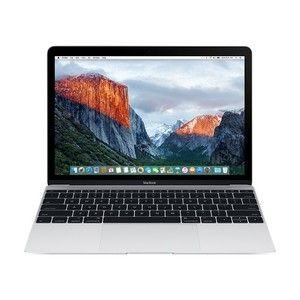 "фото Apple MacBook 12"" Silver (MNYJ2) 2017"