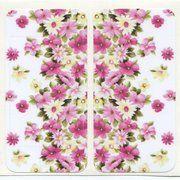 фото Paspоrtu Виниловая наклейка для iPhone 4/4s Цветы + заставка (182-1782021)