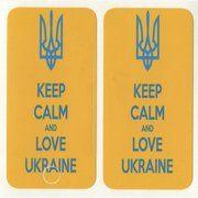 фото Paspоrtu Виниловая наклейка для iPhone 4/4s Keep Calm + заставка (182-1782062)