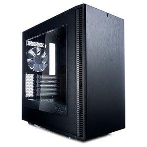 фото Fractal Design Define Mini C w/window (FD-CA-DEF-MINI-C-BK-W)