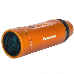 фото Panasonic HX-A1 Orange (HX-A1MEE-D)