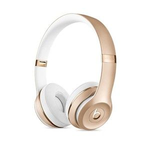 фото Beats by Dr. Dre Solo 3 Wireless Gold (MNER2)