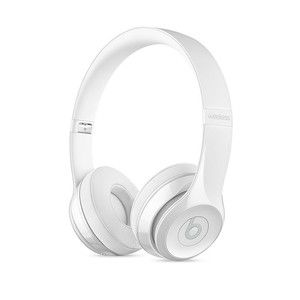 фото Beats by Dr. Dre Solo 3 Wireless Gloss White (MNEP2)
