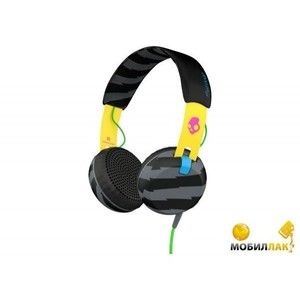 фото SkullCandy Grind Yellow/Black (S5GRHT-466)